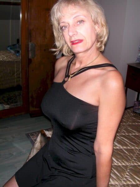 Une femme cougar sur le Lot pour du sérieux